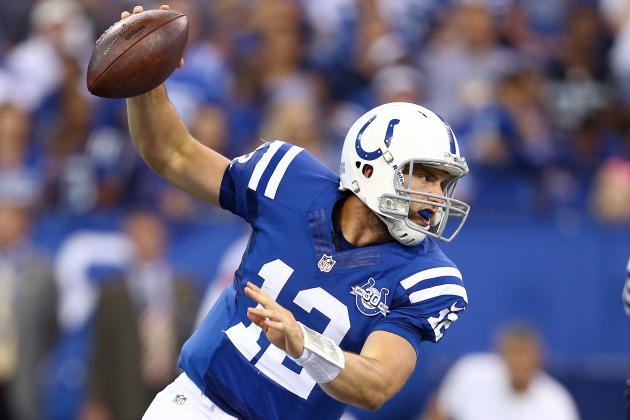 Pagano: 'There's No One I'd Rather Have Under Center Than That Guy.'