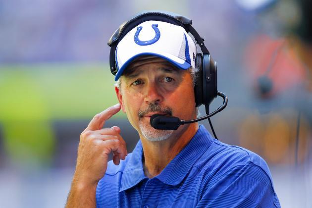 Colts' Close Call Raises Several Eyebrows