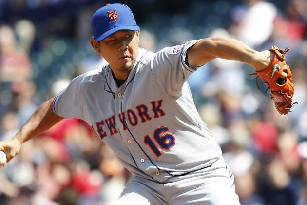 Daisuke Matsuzaka Pitches Well as Mets Beat Indians