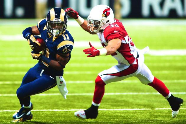 Arizona Cardinals vs. St. Louis Rams: Live Scores, Highlights and Analysis
