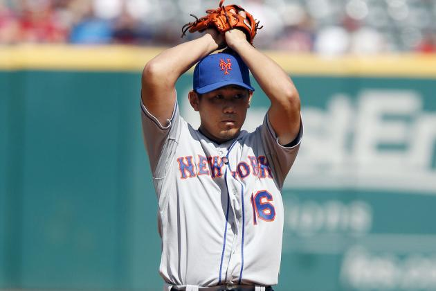Mets Avoid Series Sweep, Beat Indians, 2-1