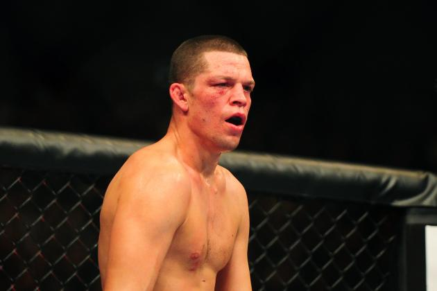 Nate Diaz Doesn't Want Gray Maynard, Says