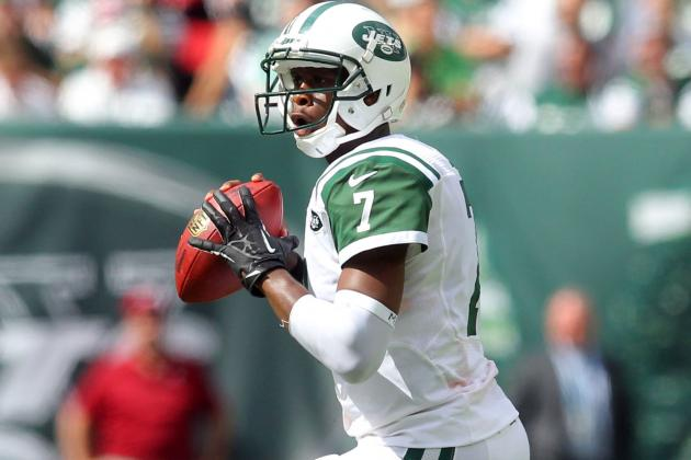 Geno Smith: Grading New York Jets Quarterback's Week 1 Debut vs. Buccaneers