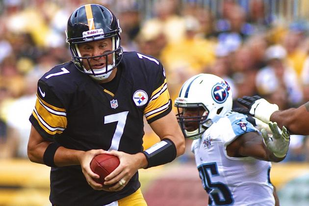 What Went Wrong in Pittsburgh Steelers' Week 1 Dud Against Tennessee Titans?