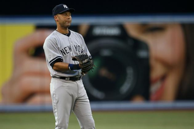 Derek Jeter's Nagging Ankle Injury Should Force Yankees to Shut Him Down