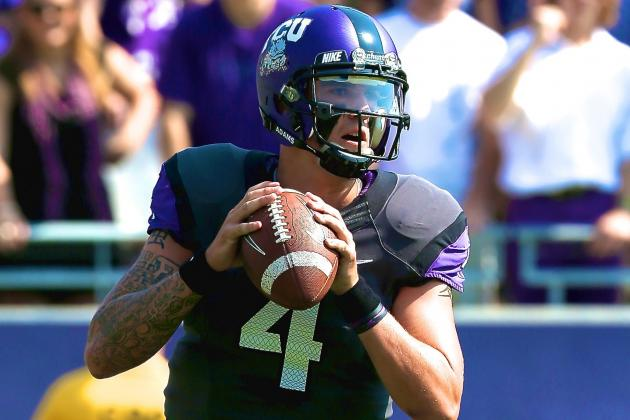 Casey Pachall Injury : Updates on TCU QB's Arm Surgery, Likely Return Date