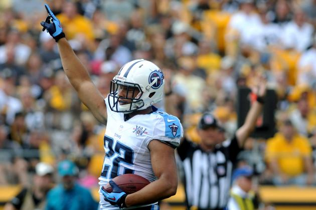 Tennessee Titans See Results from Revamped Run Game