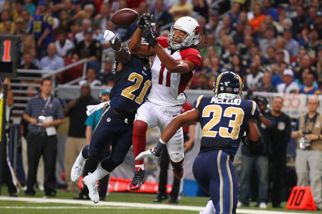 Larry Fitzgerald's Career Will Be Rejuvenated with Carson Palmer Under Center