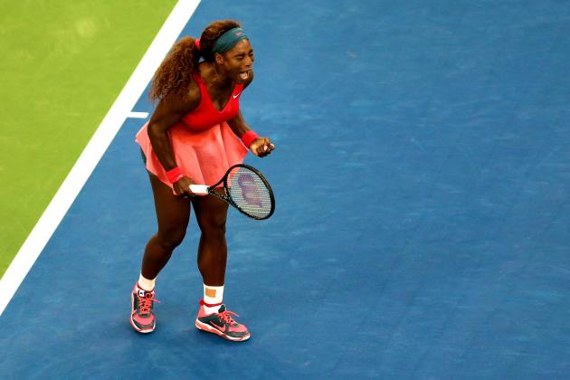 Williams vs. Azarenka US Open 2013 Women's Final: Live Score and Highlights