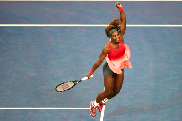 Williams vs. Azarenka: Recap and Results from US Open Tennis 2013 Women's Final