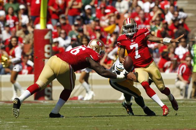 Packers vs. 49ers: Live Grades and Analysis for San Francisco 49ers