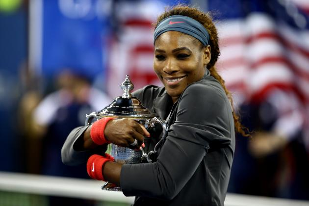 Serena Williams' US Open Title the Exclamation Point for Dominant 2013