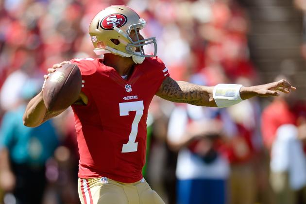 NFL Week 1: Live Scores, Highlights and Reaction