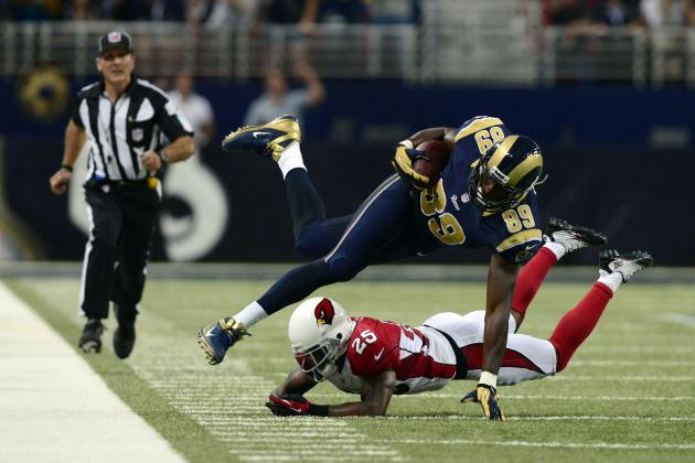 Jared Cook Is NFL's Next Superstar Tight End After Breakout vs. Cardinals