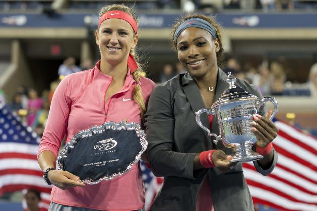 Serena Williams Is Best Women's Player of All-Time After Resilient US Open Win