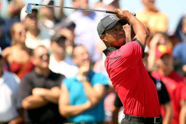 FedEx Cup Standings 2013: Top Golfers to Watch Heading into BMW Championship