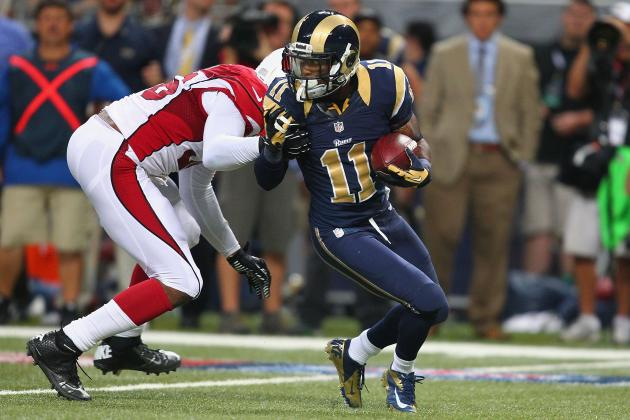 Tavon Austin: Grading Rookie WR's Debut Against Arizona Cardinals