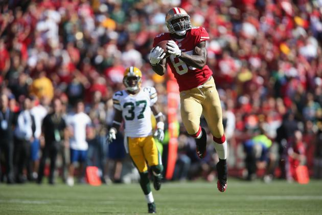 Vernon Davis' Impressive Week 1 Proves He's Ready to Dominate Fantasy Football