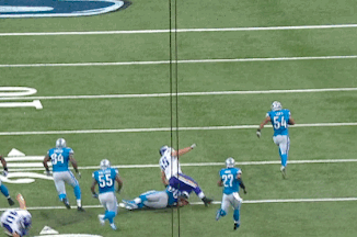 Was Ndamukong Suh's Chop Block on Vikings Center John Sullivan Dirty?