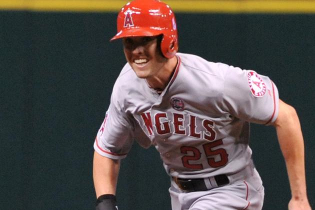 Painful Season Ends Early for Angels' Peter Bourjos