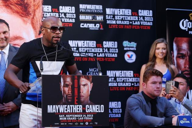 Floyd Mayweather vs. Canelo Alvarez: Top Storylines as Superfight Looms