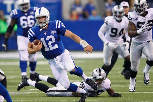 Even After Peyton Manning Era, Indianapolis Colts Are Still a 1-Man Team