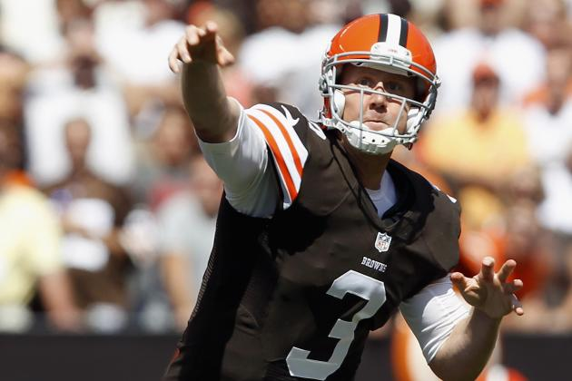 Weeden on Opener: 'Things Didn't Go Great Today'