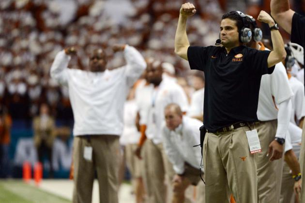 Mack Brown Fires Manny Diaz Hires Greg Robinson, Will It Make Difference for D?