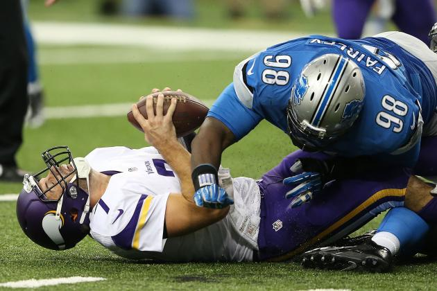 Winners and Losers from Minnesota Vikings' Week 1 Loss to Detroit Lions