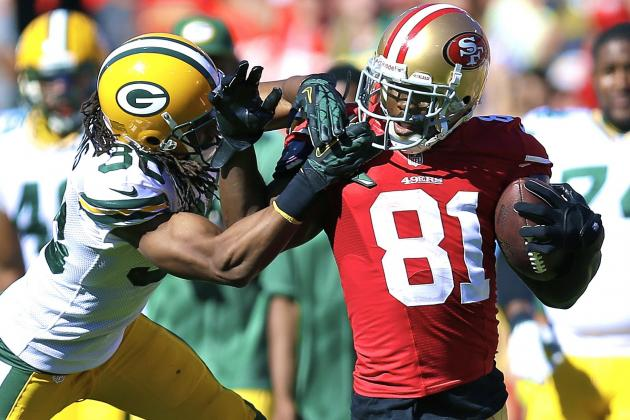 Ageless Anquan Boldin Has 49ers Primed for Another Super Bowl Run