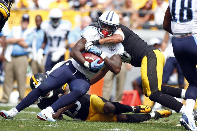 Who Is to Blame for Titans' Lackluster Running Attack vs. Steelers?