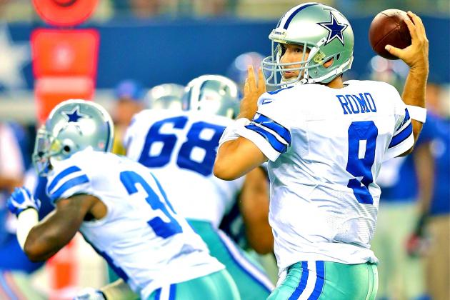 New York Giants vs. Dallas Cowboys: Live Score, Highlights and Reaction