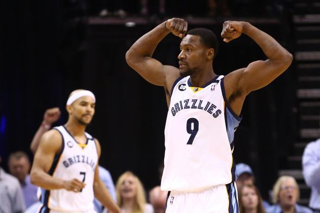 Does Tony Allen Need to Start for the Memphis Grizzlies?