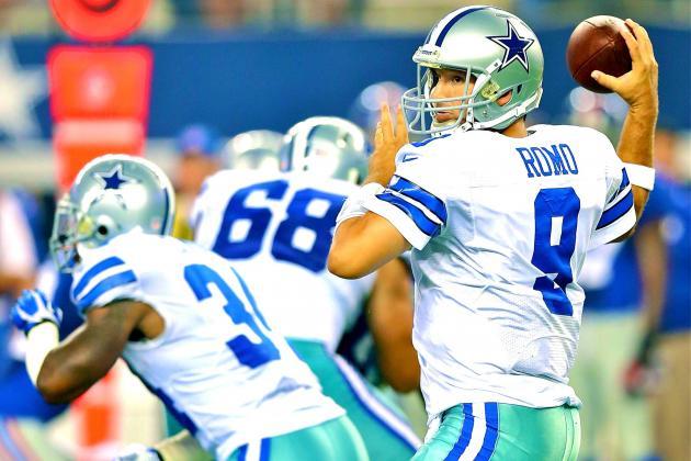 New York Giants vs. Dallas Cowboys: Score, Grades and Analysis