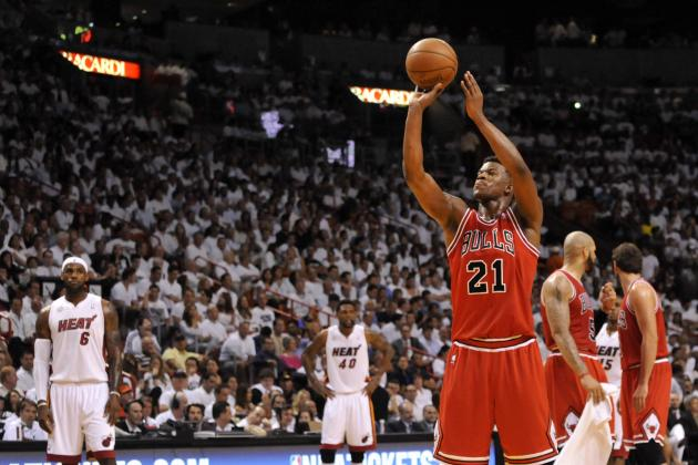Is Jimmy Butler Chicago Bulls' SG of the Future, or Luol Deng's Replacement?