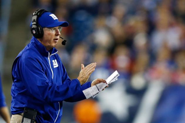 Coughlin 'Totally Embarassed' After Opener Loss