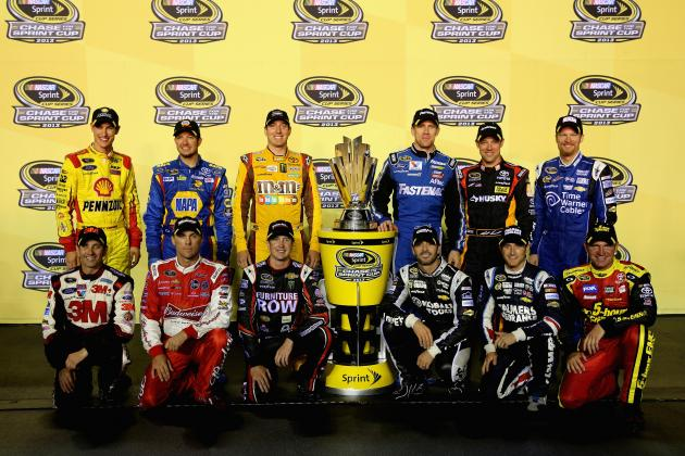 NASCAR Sprint Cup Standings 2013: Updated Look After Federated Auto Parts 400