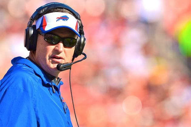 How Can Doug Marrone Improve on Bills Debut?