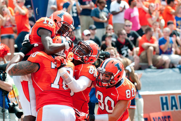 Why Fighting Illini Football Is Bound to Overacheive in 2013