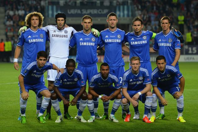 Chelsea's Strength in Depth Means That They Will Win the Premier League