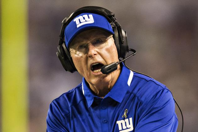 Locker Room Buzz: New York Giants
