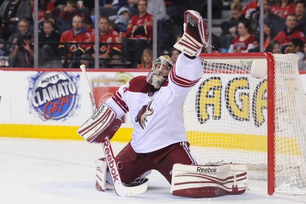 How Confident Should the Phoenix Coyotes Be with Their Goaltenders