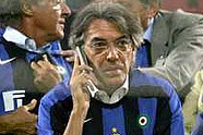 Moratti Supports Inter's Youth Movement