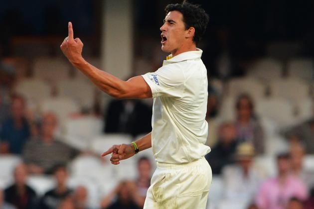 Mitchell Starc Injury a Major Boost to England's Ashes Hopes in Australia