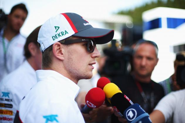Formula 1's Latest Rumours and Talk: Hulkenberg or Raikkonen to Ferrari?