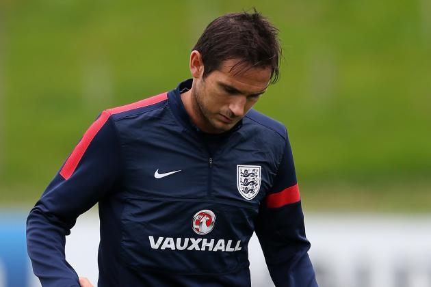 Lampard Still England's Key: Zidane