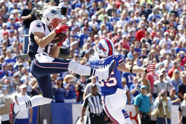 Julian Edelman Is Must-Add in All Fantasy Formats After Breakout Week 1