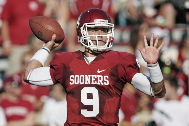 Trevor Knight Injury: Updates on Oklahoma QB's Knee, Likely Return Date