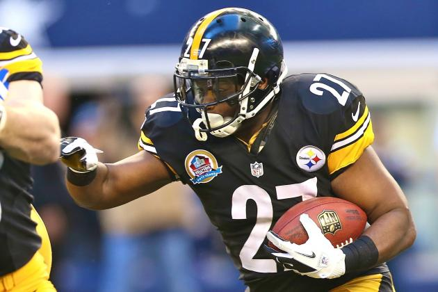 Jonathan Dwyer Re-Signs with Pittsburgh Steelers