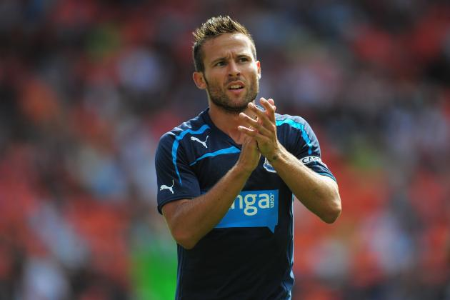 What Next for Yohan Cabaye at Newcastle United?